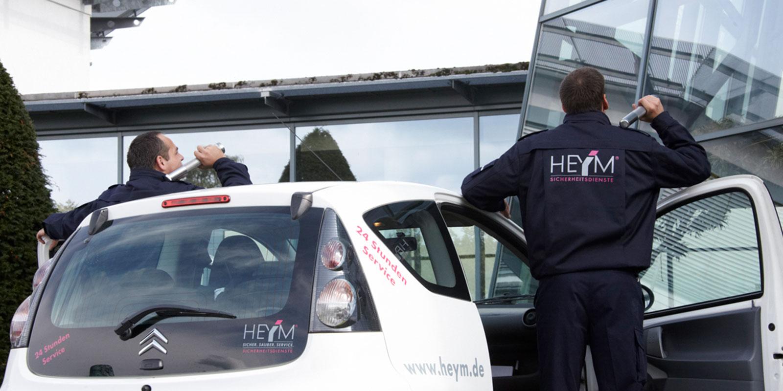 HEYM – Zertifizierte Sicherheit und Service aus einer Hand